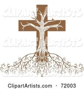 Vector Cross Clipart by Inkgraphics