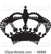 Vector Crown Clipart by Dero
