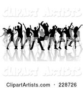 Vector Dancing Clipart by KJ Pargeter