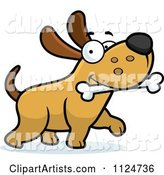 Vector Dog Clipart by Cory Thoman