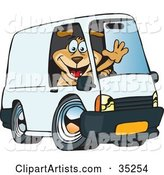 Vector Dog Clipart by Dennis Holmes Designs