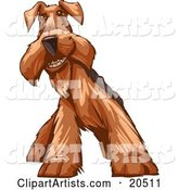 Vector Dogs Clipart by Tonis Pan