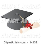 Vector Education Clipart by Rasmussen Images