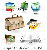 Vector Educational Clipart by TA Images