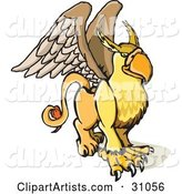 Vector Fantasy Creature Clipart by PlatyPlus Art