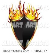 Vector Fiery Clipart by Vectorace