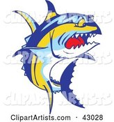 Vector Fish Clipart by Dennis Holmes Designs