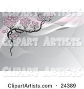 Vector Flowers Clipart by Eugene