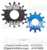 Vector Gears Clipart by Cidepix