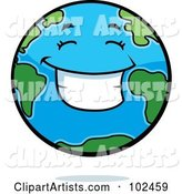 Vector Globe Clipart by Cory Thoman