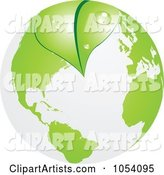 Vector Globe Clipart by Vectorace