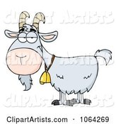 Vector Goat Clipart by Hit Toon