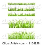 Vector Grass Clipart by Vectorace