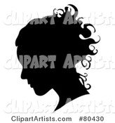 Vector Head Clipart by Rogue Design and Image