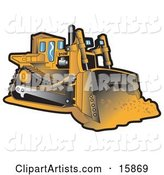 Vector Heavy Machinery Clipart by Andy Nortnik