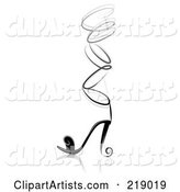 Vector High Heels Clipart by BNP Design Studio