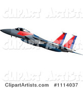 Vector Jet Clipart by Leonid