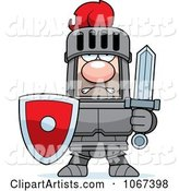 Vector Knight Clipart by Cory Thoman