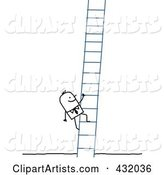 Vector Ladder Clipart by NL Shop