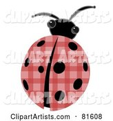 Vector Ladybug Clipart by Mheld