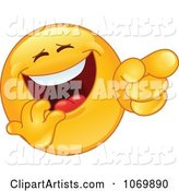 Vector Laughing Clipart by Yayayoyo
