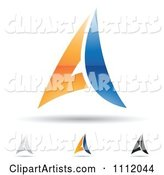 Vector Letter a Clipart by Cidepix