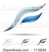 Vector Letter F Clipart by Cidepix