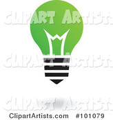 Vector Light Bulb Clipart by Cidepix