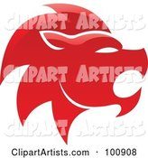 Vector Lion Clipart by Cidepix
