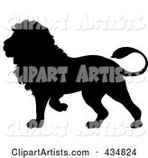 Vector Lion Clipart by Rogue Design and Image