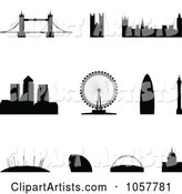 Vector London Clipart by Cidepix