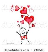 Vector Love Clipart by NL Shop