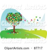 Vector Love Clipart by Qiun