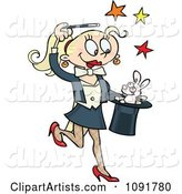 Vector Magician Clipart by Gnurf