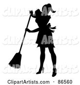 Vector Maid Clipart by Rogue Design and Image