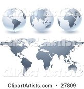 Vector Map Clipart by Tonis Pan