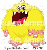 Vector Monster Clipart by Yayayoyo