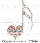 Vector Music Clipart by Andrei Marincas