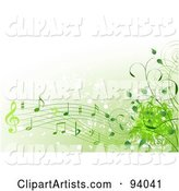 Vector Music Clipart by Pushkin