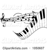Vector Music Clipart by Rogue Design and Image