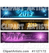 Vector New Year Clipart by Dero