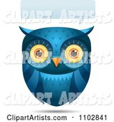 Vector Owl Clipart by Qiun