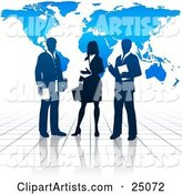 Vector Partners Clipart by Tonis Pan