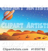 Vector Planet Clipart by Visekart
