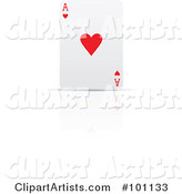 Vector Playing Card Clipart by Cidepix