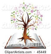 Vector Reading Clipart by TA Images