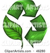 Vector Recycle Clipart by Tonis Pan