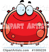 Vector Red Blood Cell Clipart by Cory Thoman