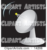 Vector Satellite Clipart by Rasmussen Images