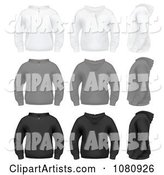 Vector Shirts Clipart by Vectorace